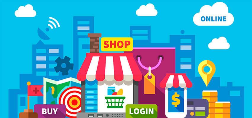 Physical Store VS Online Shop : advantages and disadvantages