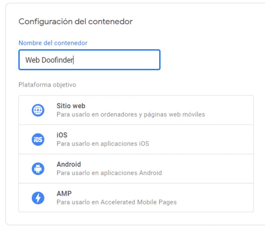 Google-Tag-Manager-contenedor