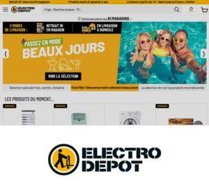 electro depot ecommerce
