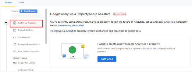 google-analytics-4-instalar