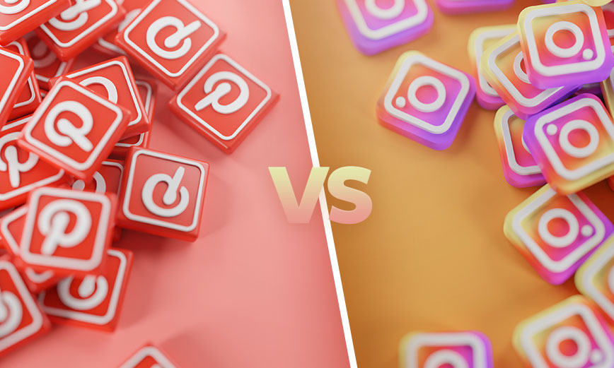 6 ways Pinterest is better than Instagram for e-commerce (and vice versa)